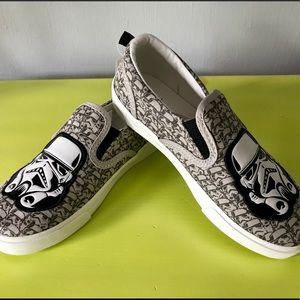 GAP Kids Slip-on Star Wars Shoes